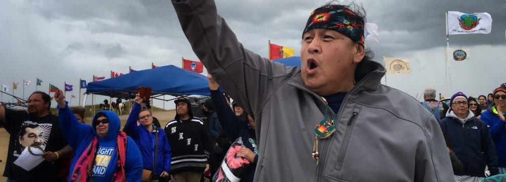 US Tribe Wins Dakota Pipeline Case