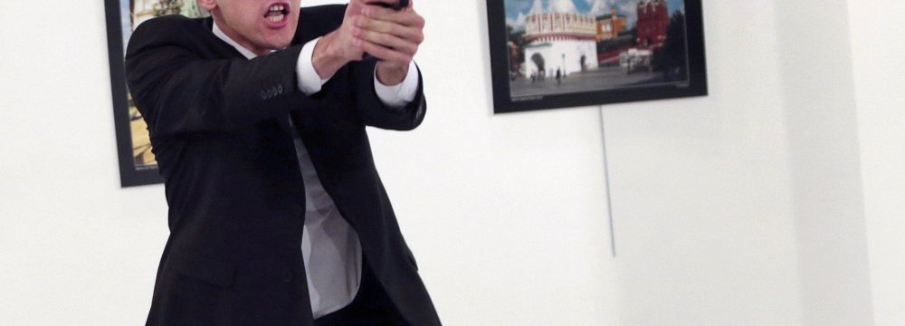 Turkish Media Ban on Russian Envoy's Murder