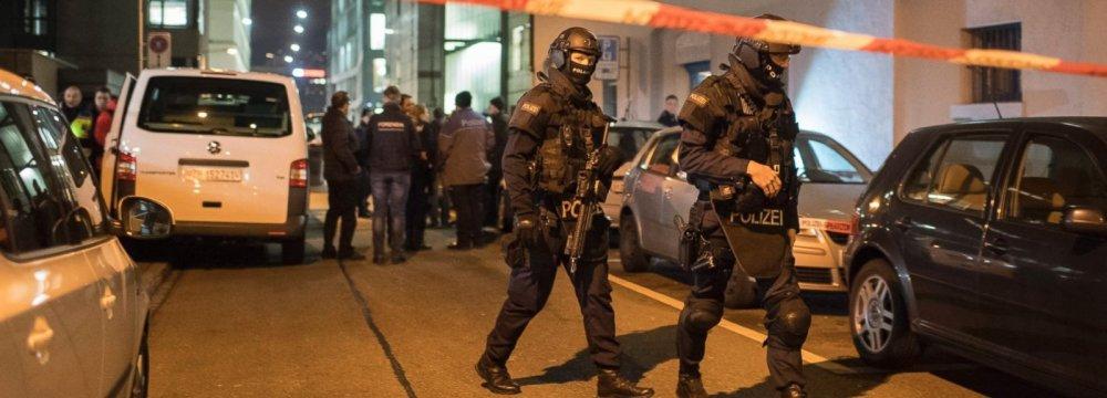 Zurich Mosque Gunman Suspected of Earlier Murder