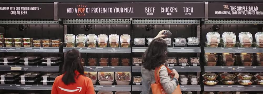 Amazon to Make Real Shops