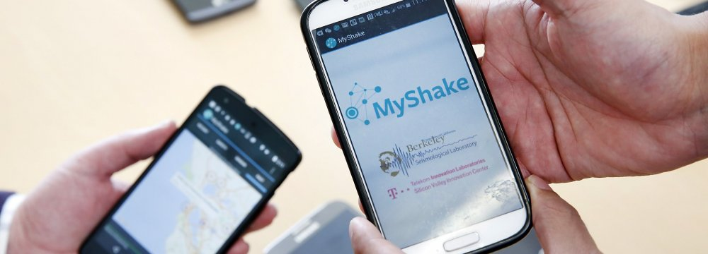 MyShake App successfully detects earthquakes around the world.