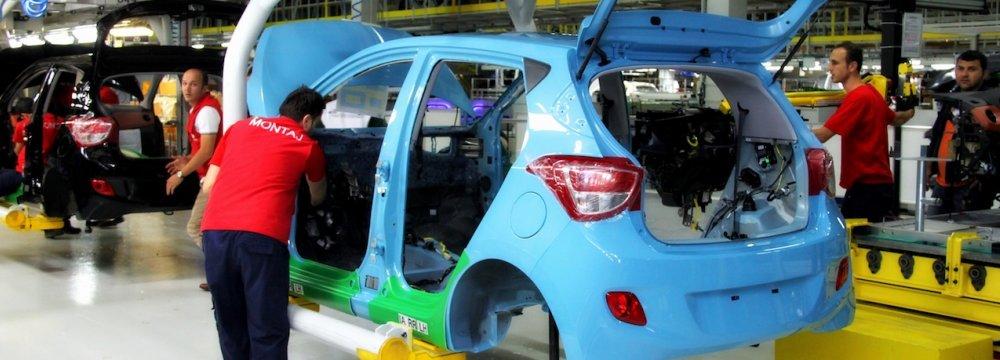 Turkey Auto Production Up 19% in Nov.
