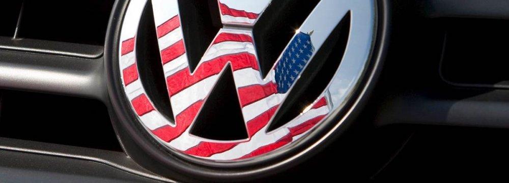 VW has begun paying its fine to US regulators.