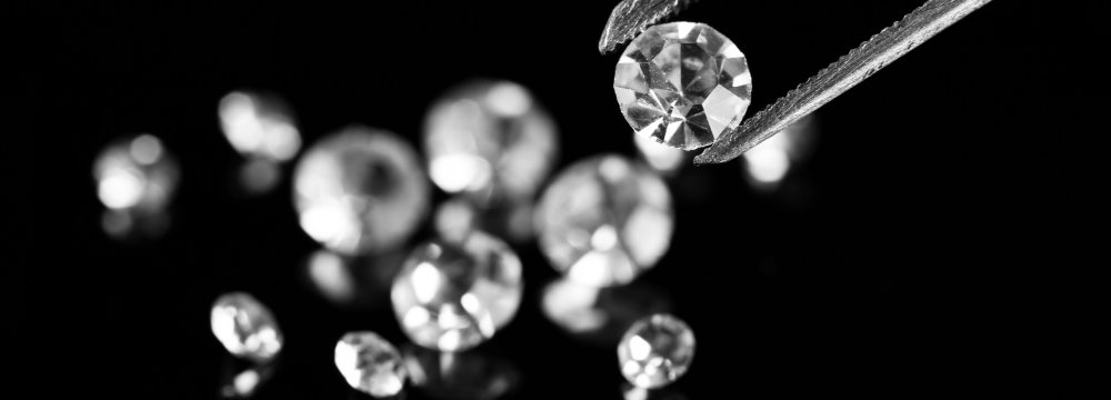 Diamonds could power charged-clothing in the future.