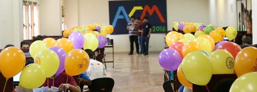 Iran Reps at Int'l ACM ICPC 2017 Named