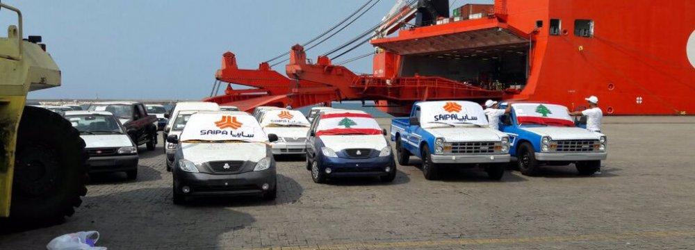 Iran's Auto Exports Decline