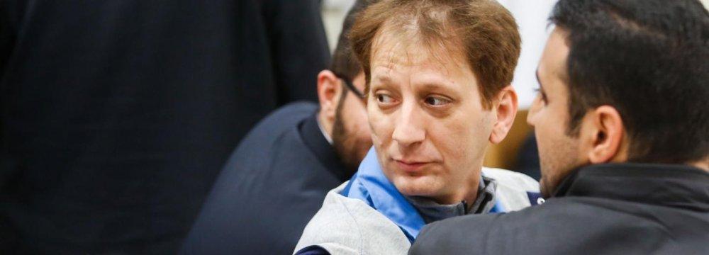Supreme Court Upholds Babak Zanjani Death Sentence