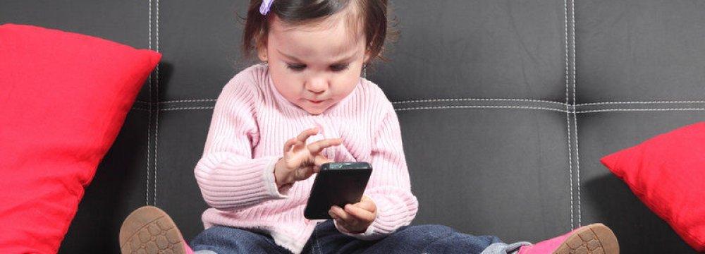 No Smartphones for Children Under 3