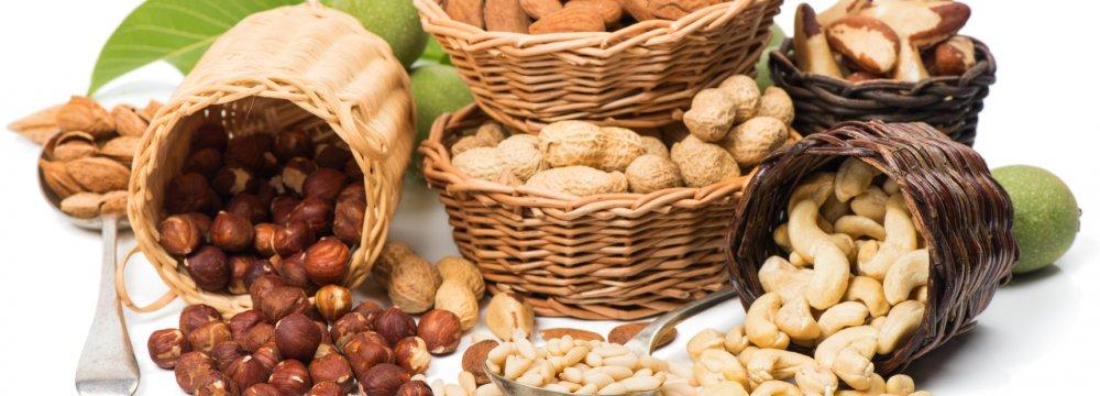 Handful of Nuts a Day Keeps Disease Away