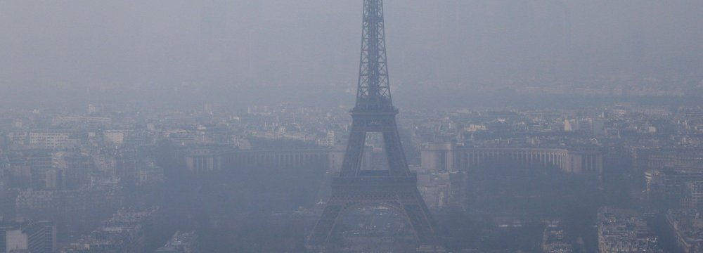 France Announces Anti-Pollution Plan