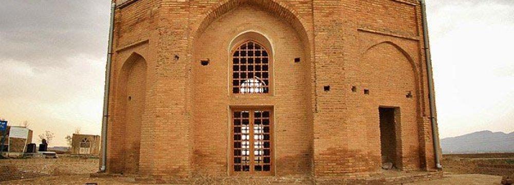 Italian Firm Surveys Iran Heritage Restoration