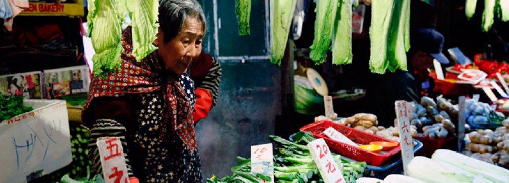 Hong Kong CPI Rises 1.2%