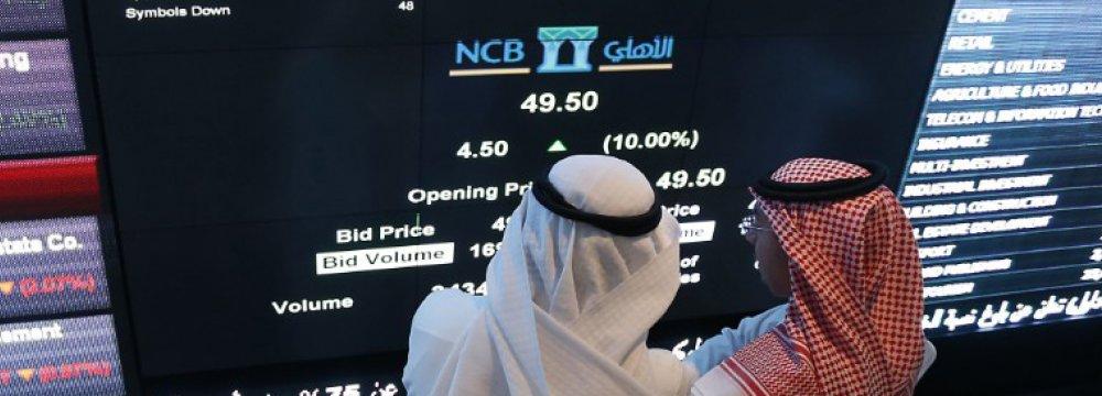 (P)GCC Stocks Slip