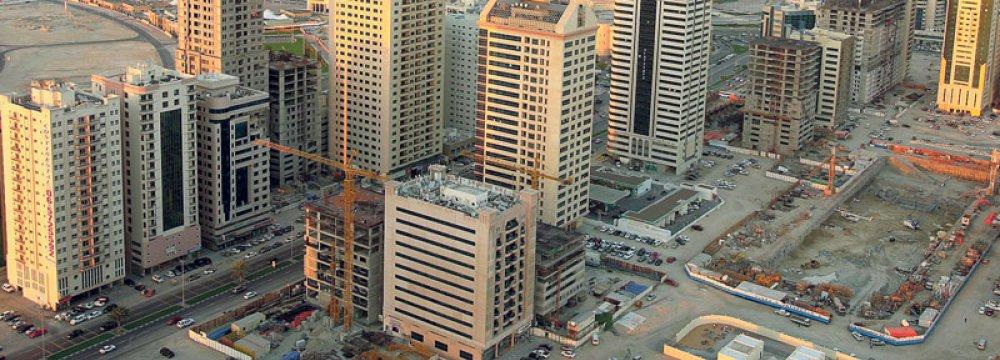 Sharjah  Economy Slows