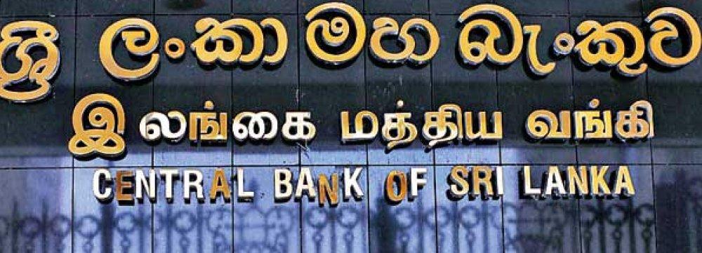 Sri Lanka Keeps Rates Unchanged
