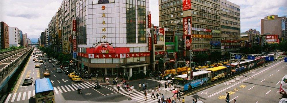 Taiwan GDP to Grow 1.5-2%