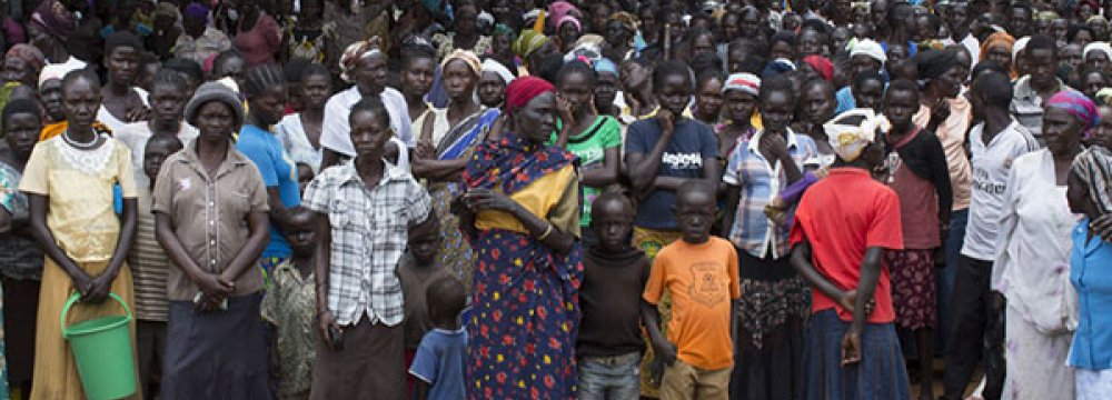 UN Appeals for  $22b in Global Aid