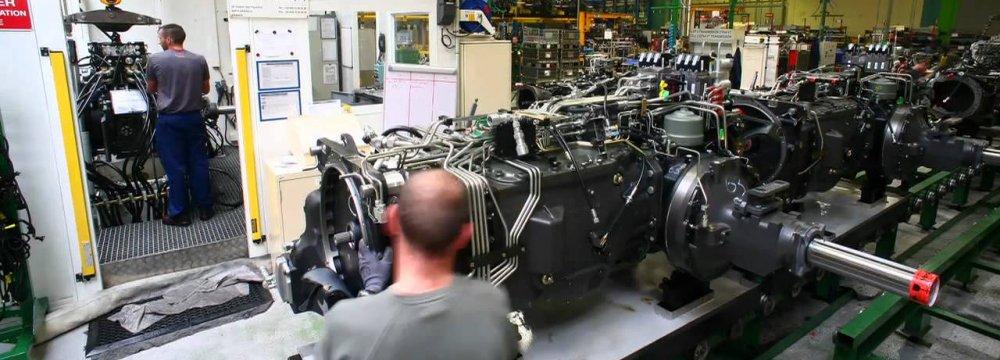 France Manufacturing PMI Above Estimate