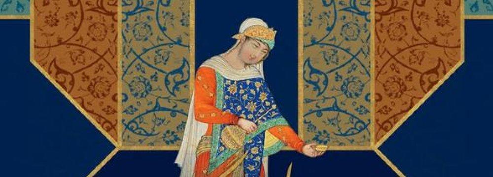 Negarestan Hosts Persian Painting Biennale