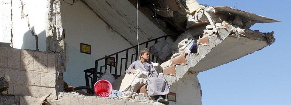 Houthi Leader Accuses UK of War Crimes