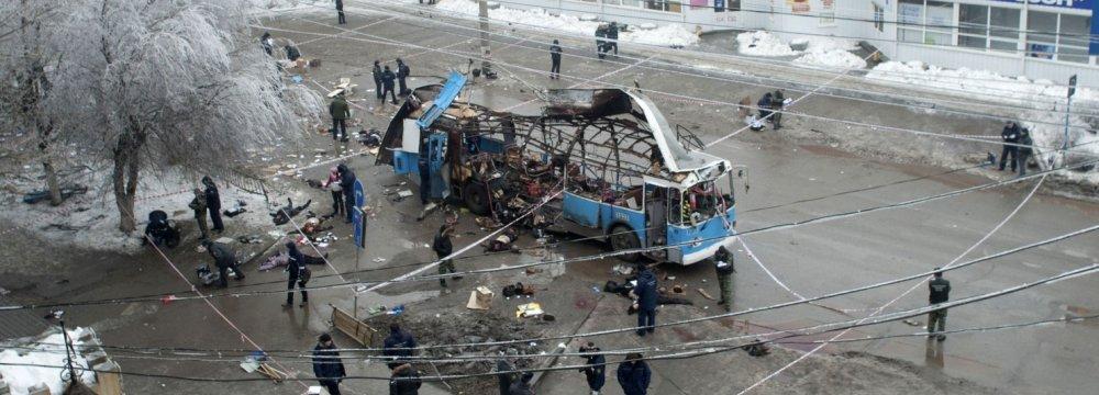 Head of IS Branch in N. Caucasus Killed