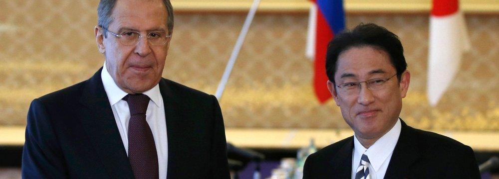 Russia, Japan to Resolve Island Dispute