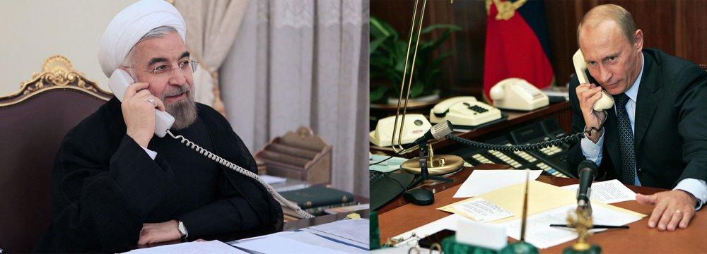 Iran Favors Syria Talks Along With Anti-Terror Push
