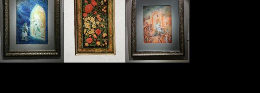 Two Shows at Fajr Visual Art Festival