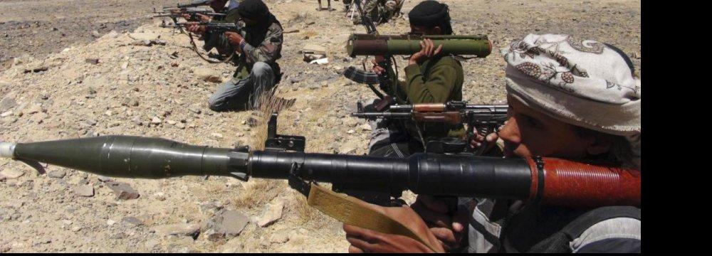 Al-Qaeda Militants Seize Southern Yemen Town