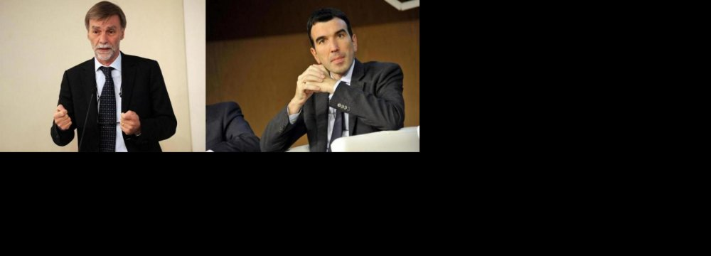 Italian Business Delegation Expected in Tehran