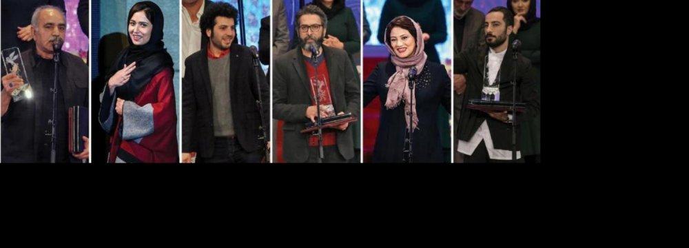 'Life+1 Day' Grabs  9 Fajr Festival Awards