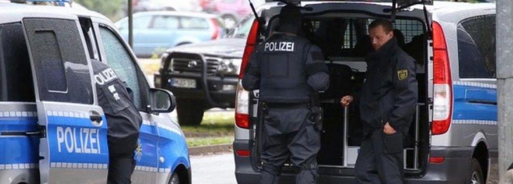 Police Hunting for Chemnitz Militant