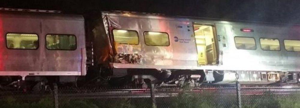 Dozens Injured in New York Train Derailment