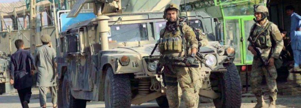 Residents Flee Kunduz as Fighting Intensifies