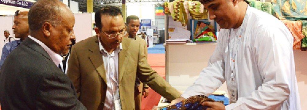 Expo Helps Iranians Explore Omani Opportunities