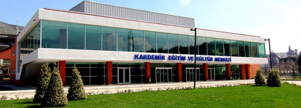 Turkey Begins Rail Exports