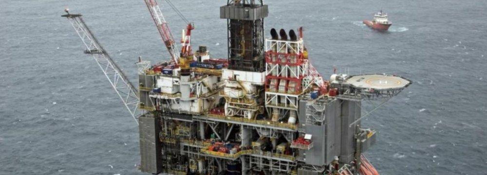 BP Shuts Platform After Oil Spill