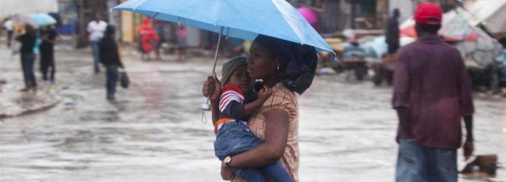 Cholera Outbreaks Threaten Haiti After Hurricane Matthew