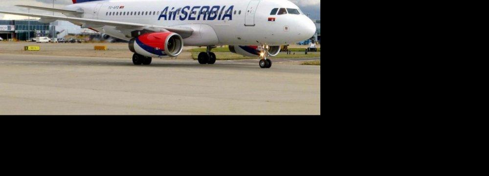 Air Serbia Planning  Tehran Flights in 2017