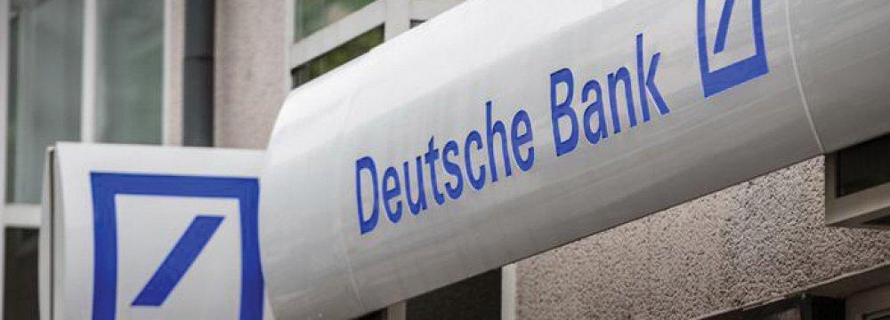 Qatar Investors May Support Deutsche Bank