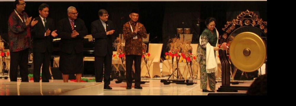 World Culture Forum in Indonesia  Financial Tribune
