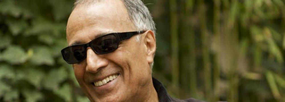 Busan Filmmaker of Year Award Goes to Kiarostami