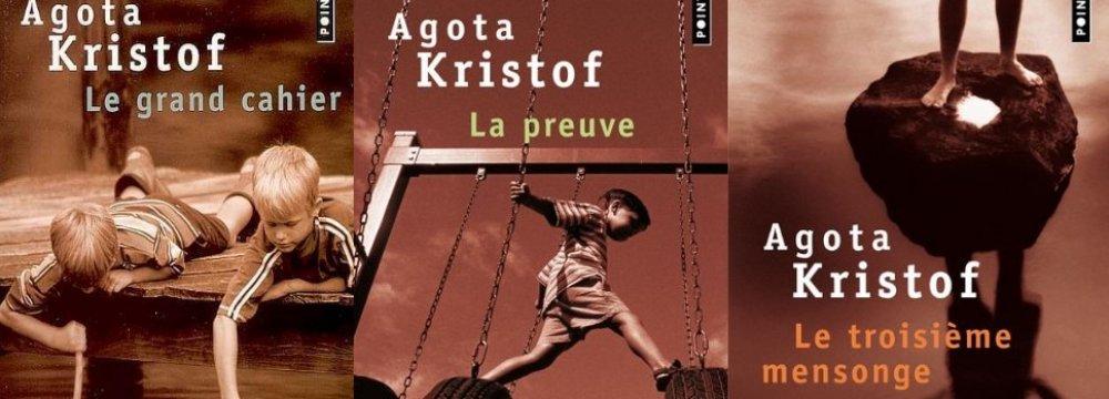 Tehran Debate on Hungarian Writer Kristof's Trilogy