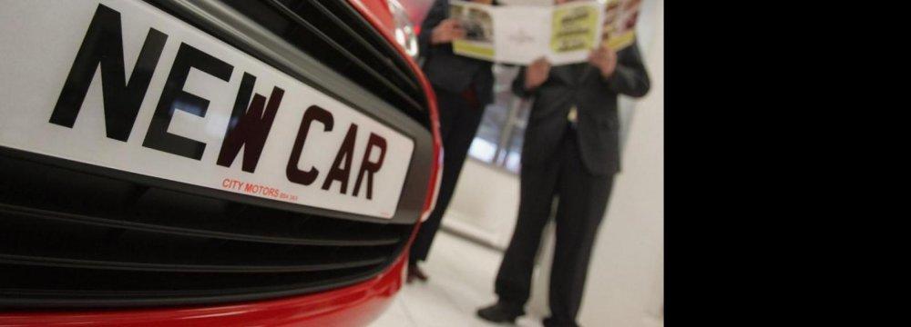 European Car Sales Grow 7.3%