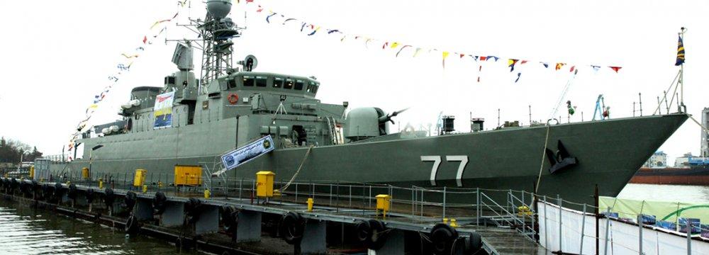 Advanced Destroyer  Delivered