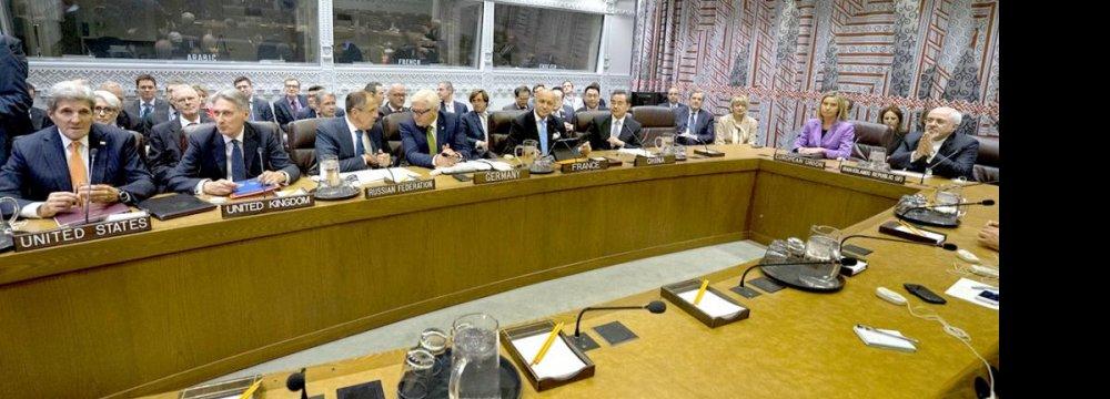 Mogherini Hopes for Timely Deal Enforcement