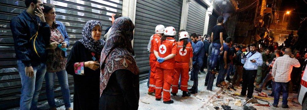 IS Kills 43 Civilians in Beirut