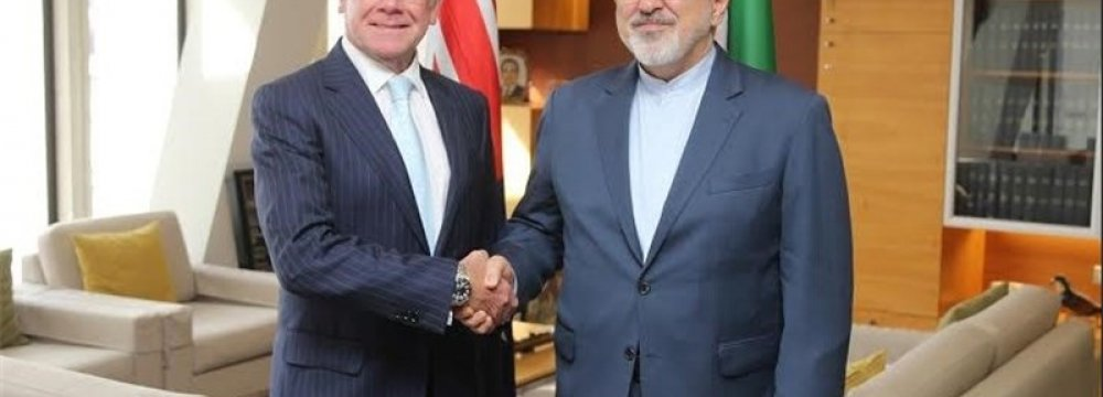 Iran, NZ Expand Trade Insurance Ties