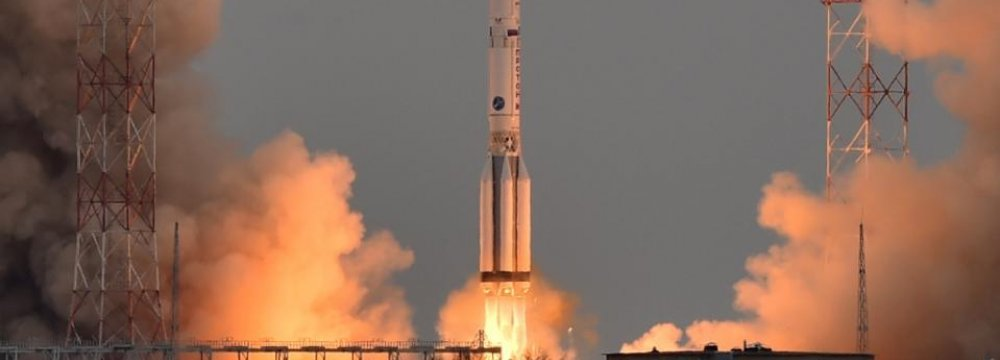 Europe, Russia Launch Mars Mission