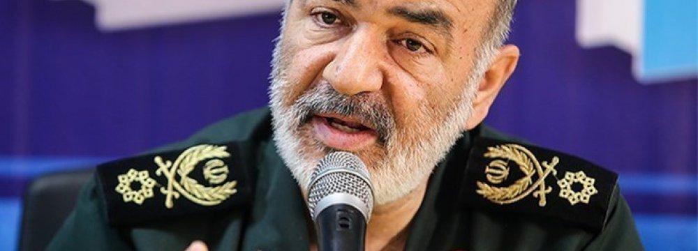 IRGC Boosting Naval Airborne Units